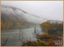 Photography Harpers Ferry on the Potomac River Giclee Print on Canvas