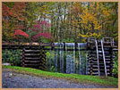 Photography Mingus Mill Wooden Flume
